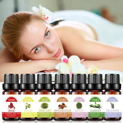 Aromatherapy Essential Natural Essential 38+ Fragrances 10ml