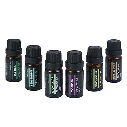 aromatherapy essential oils set