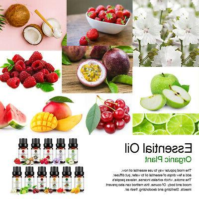 Aromatherapy Natural Pure Essential Oil Fragrances