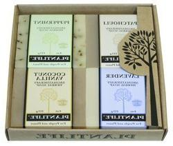 Plantlife Aromatherapy Herbal Soap 4 Pack Combo - Earth Gift