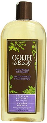 Hugo Naturals Shampoo, Tea Tree & Lavender, 12 Ounce Bottle