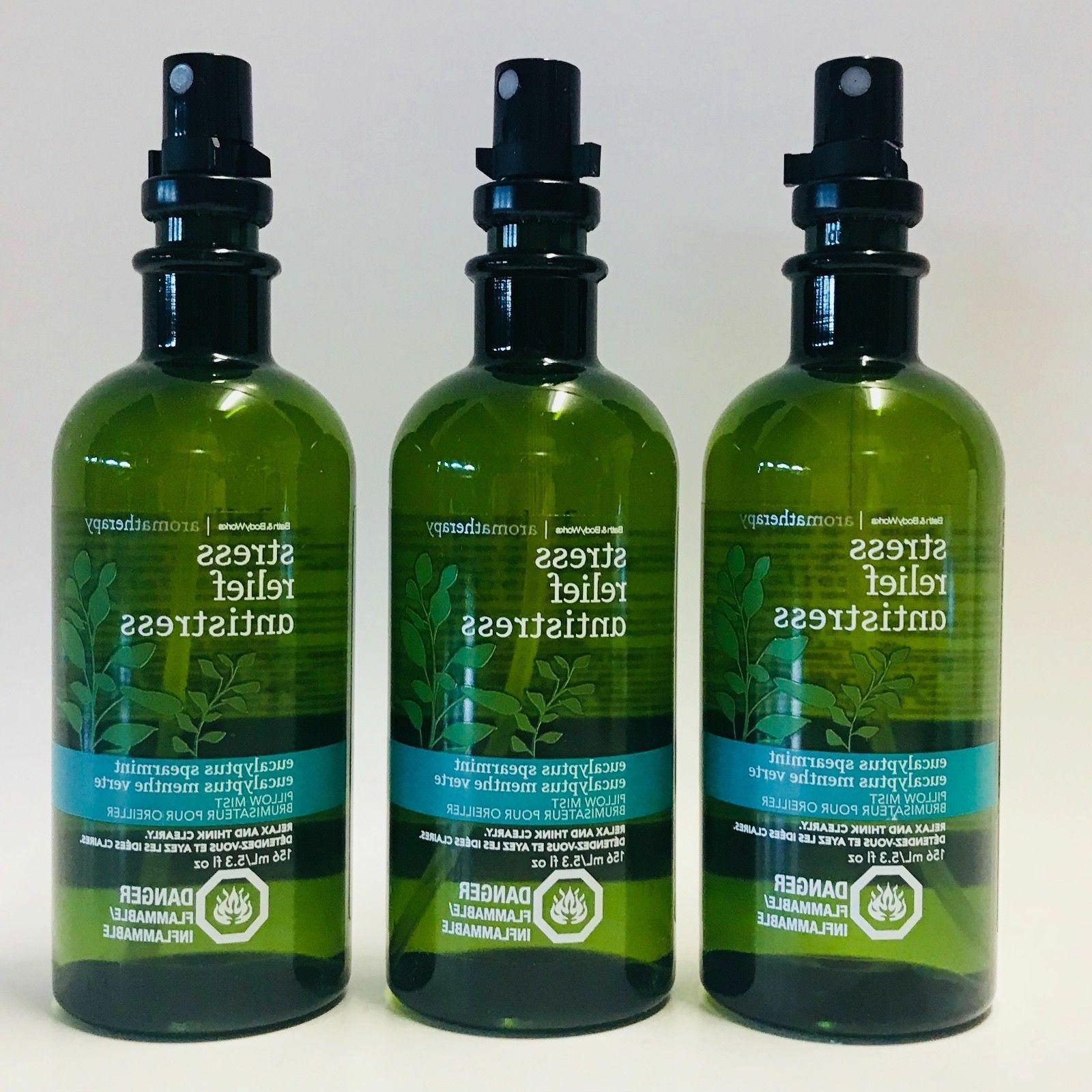 bath and body works 3 aromatherapy stress