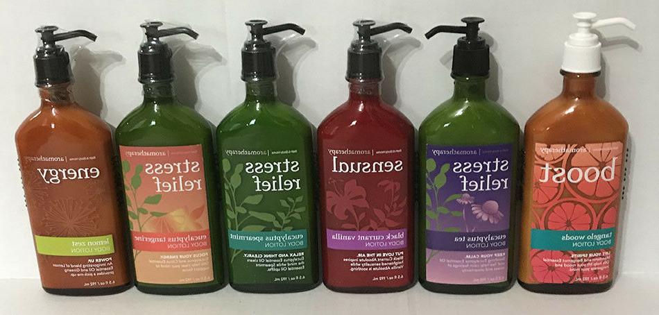 Bath Aromatherapy Lotion fl mL
