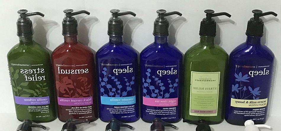 Bath & Body Aromatherapy Body Lotion fl oz / mL *Variation!*
