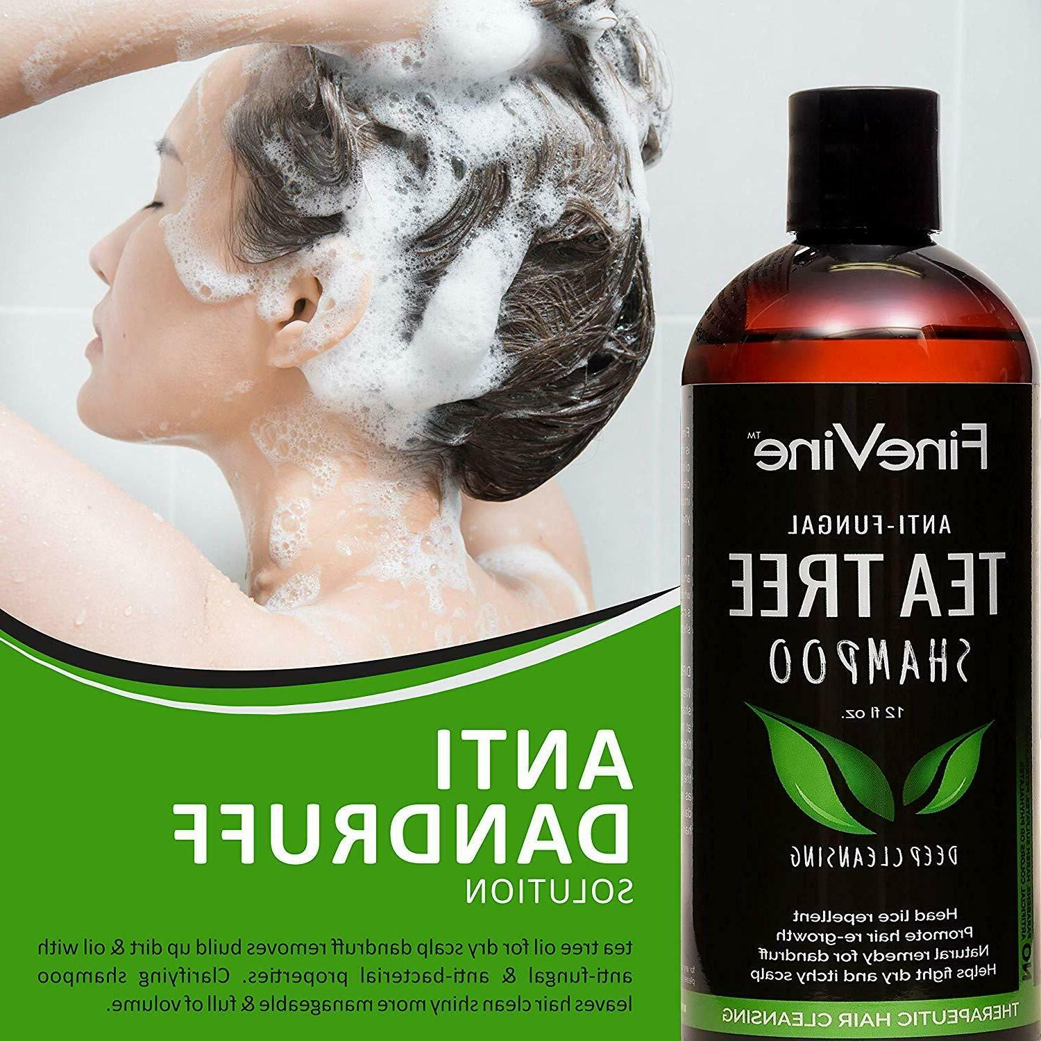 Best Tea Shampoo and - Prevent Hair