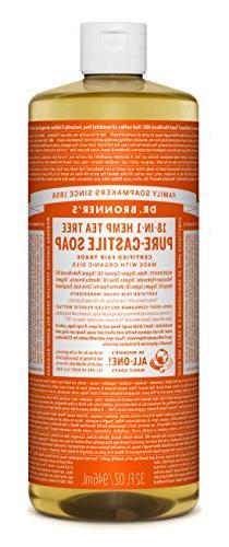 Dr. Bronner's Soap – Bundle. oz. and 2 oz. Travel Bottle