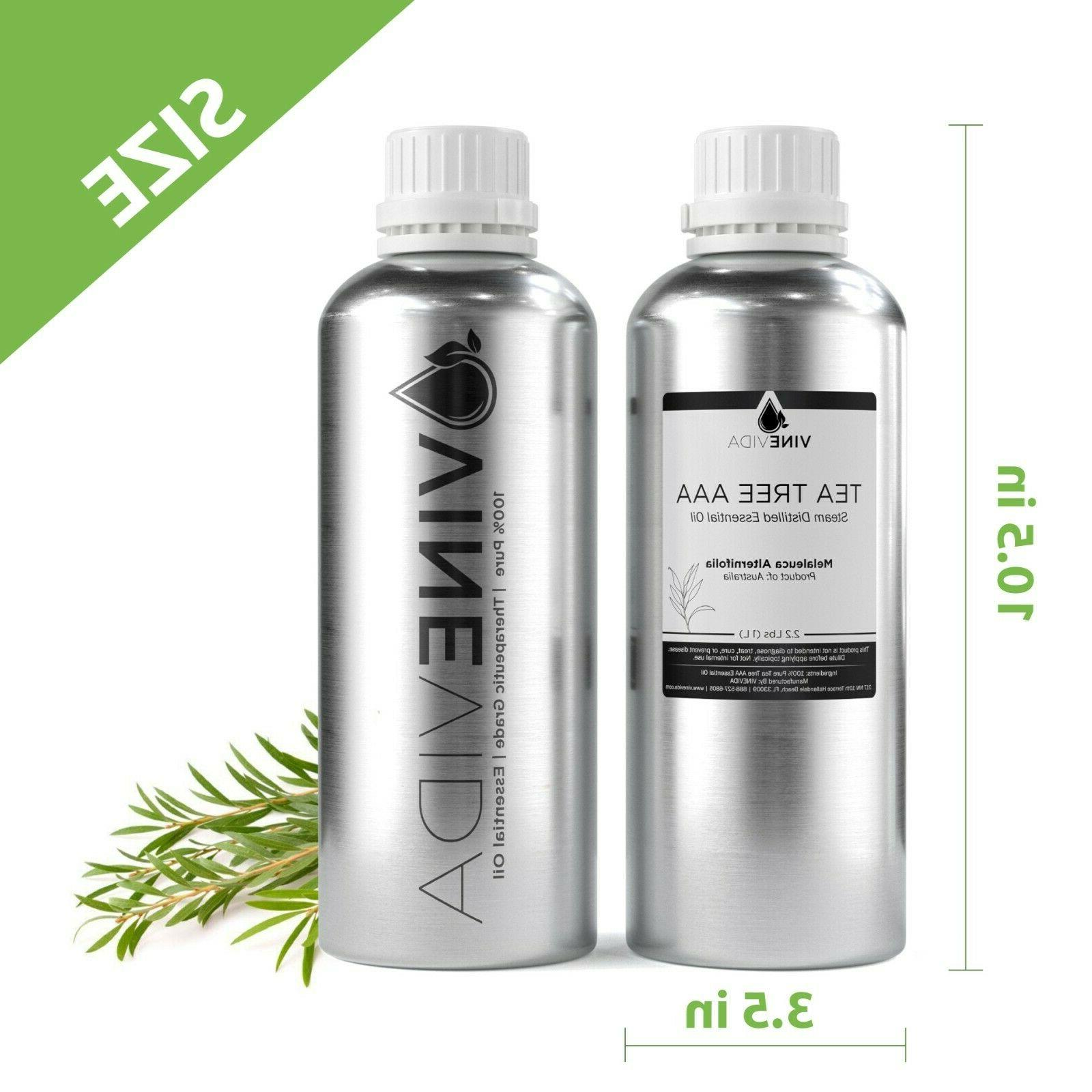 Bulk Tea Essential Oil Tea Tree Bottle 100% Pure