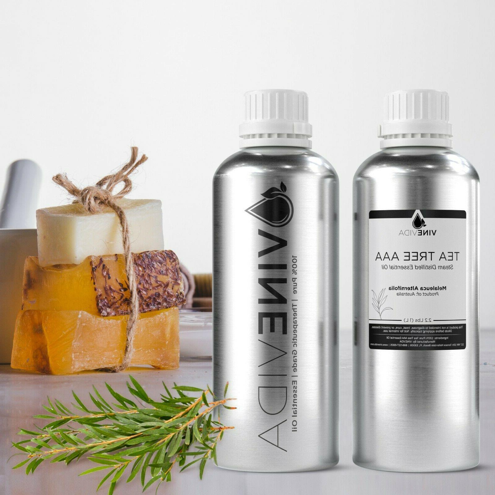 Bulk Tea Oil 32 Oz Tree Oil Aluminum Bottle Pure