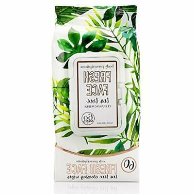 - Cloths 2 Fresh Tea Tree Facial