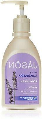 Jason Natural Cosmetics Lavender Body Wash 900 ml. Delivery