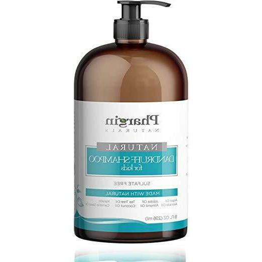 Cradle Cap Shampoo, With Tea Tree For Babies And Kids - Dand