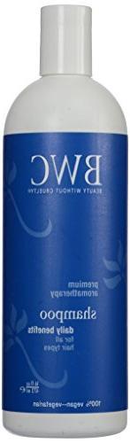 Beauty Without Cruelty Daily Benefits Shampoo - 16 Fl Oz