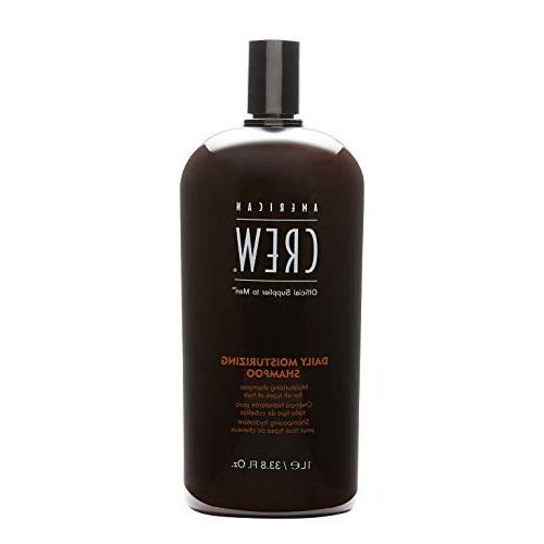 American Crew Daily Moisturizing Shampoo, 15.2 Ounce