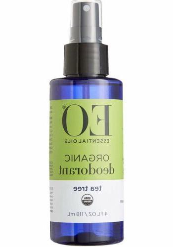 ddorant spray ttree org 4 oz
