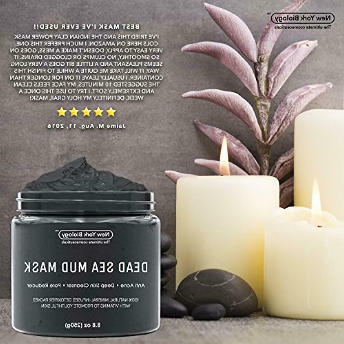 New York Biology Sea Mud Face All Natural - Spa Quality