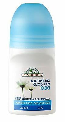 Corpore Sano Deos Roll-on/Spray-Certified Bio Extract-No alu