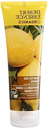 Desert Essence Hair Care Shampoo Tree -