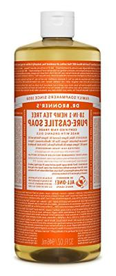 DR BRONNER SOAP LIQ TTREE, 32 OZ
