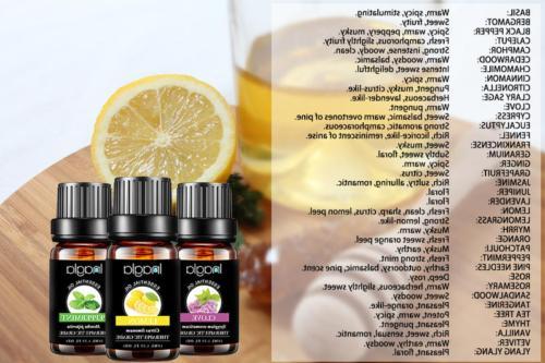 Essential 100% Pure Natural Grade Oil