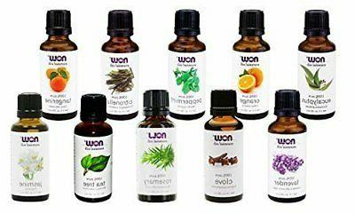 essential oils 10 oil variety