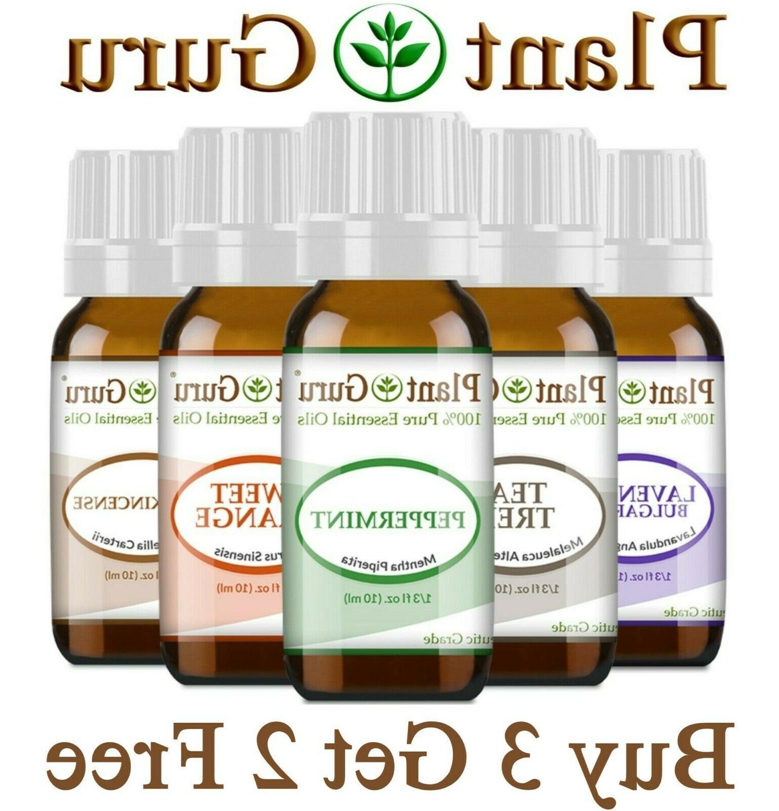 essential oils 10ml therapeutic grade 100 percent