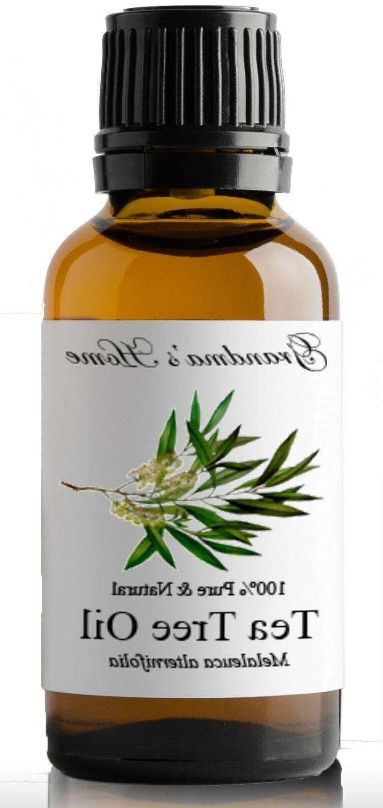 Grandma's Home Essential Oils - 100% Pure Therapeutic Grade