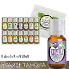 Essential Oils For Diffuser Grade Aromatherapy Healing Solut