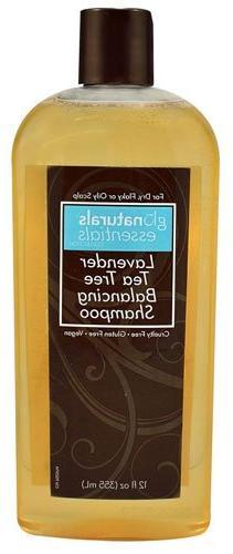 Glonaturals Essentials Collection Lavender Tea Tree Balancin