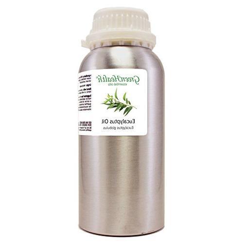 eucalyptus globulus aluminum bottle w