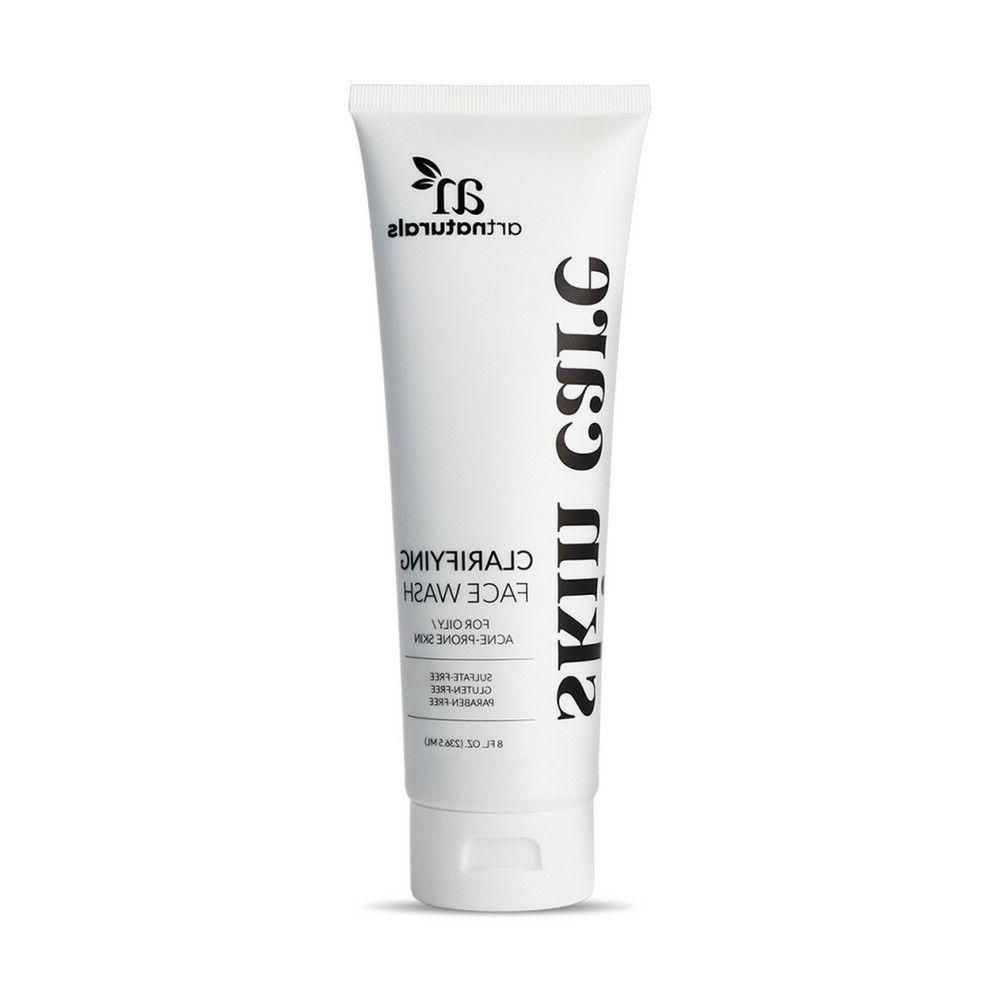 facial cleanser deep cleansing natural face wash