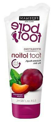 Freeman Bare Foot Smooth + Nourished Skin, Peppermint & Plum
