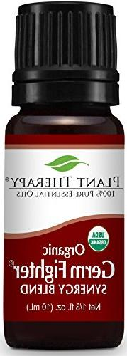 Plant Therapy Germ Fighter Organic Synergy Essential Oil 10