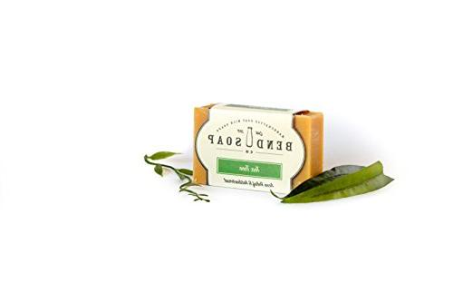 Bend Soap Natural Soap - and GMO Free - Handmade in USA Cracked Skin, Relax - Skin Relief