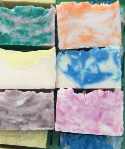 Goat Soap Organic Shea OZ
