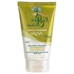 Green Clay & Tea Tree Essential Oil Face Mask - 2.53 Fl. Oz.