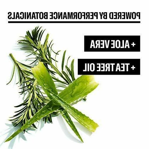 Art Sport Hair Wash Tea Oil Aloe Vera