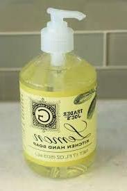 Trader Hand Bundle: Lemon Kitchen Soap 17 Oz Lavender