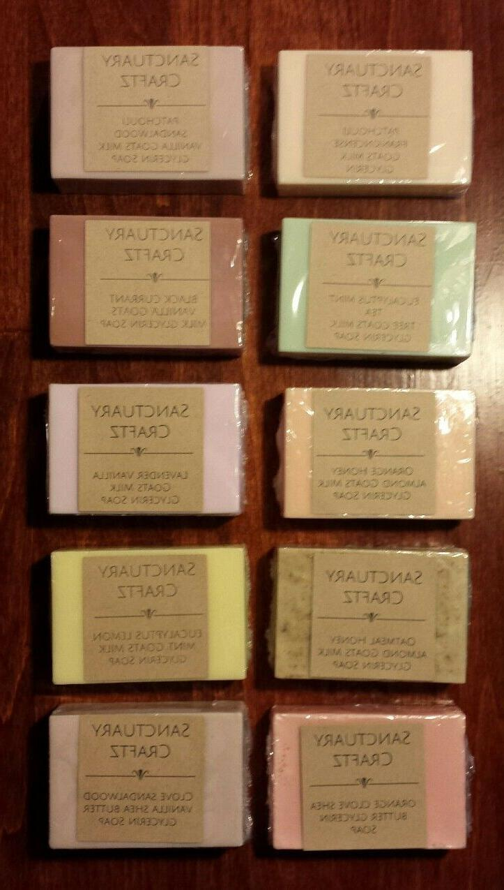 Handmade Eucalyptus Glycerine