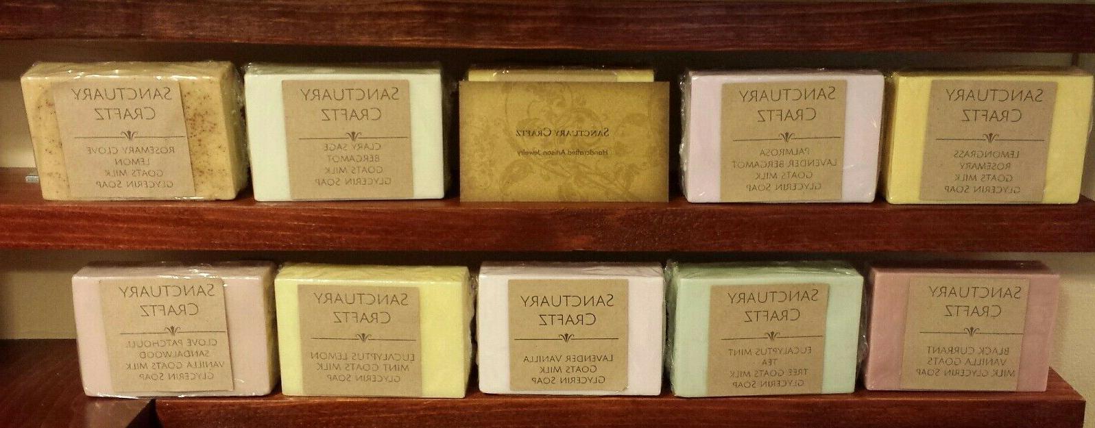 Handmade Tree Glycerine Soap
