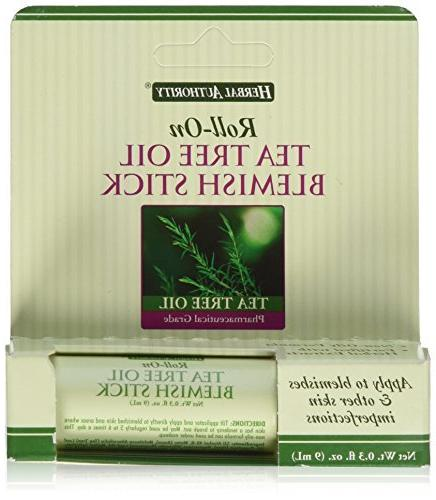 herbal authority tea tree oil