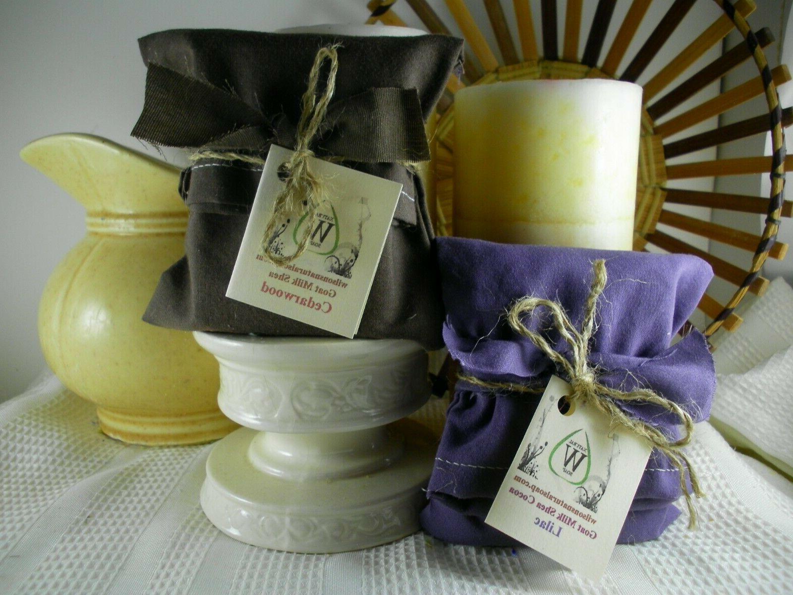 Herbal Milk Soap, Tree Gift