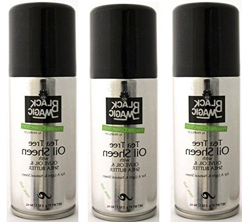 isoplus black magic oil sheen