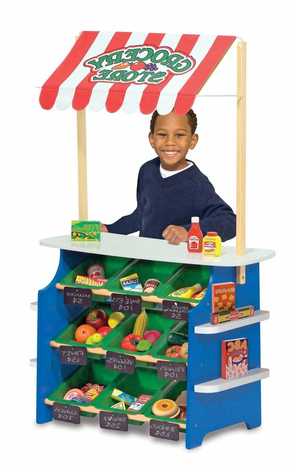 Wooden Stand Kid Play Toy Toddler Activity