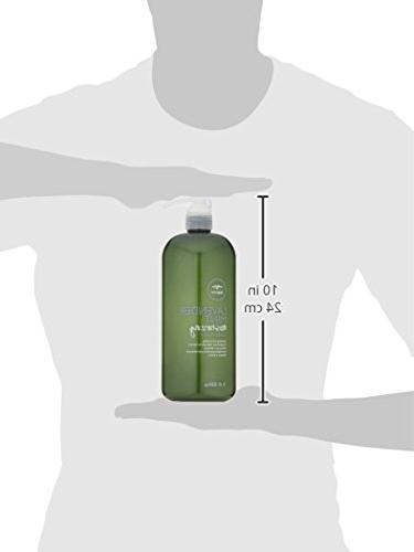 Tea Tree Lavender Moisturizing Conditioner, 33.8 Oz