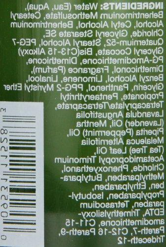 Tea Tree Mint Moisturizing Conditioner, Oz