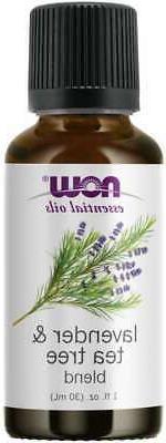 lavender tea tree oil blend
