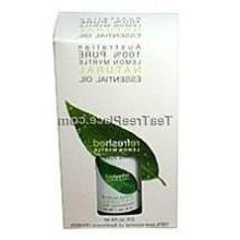 Tea Tree Therapy Lemon Myrtle 100% Natural Essential Oil --