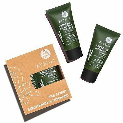 Luseta Tea Tree Argan Set Free