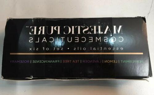 majesticpure aromatherapy essential oils set
