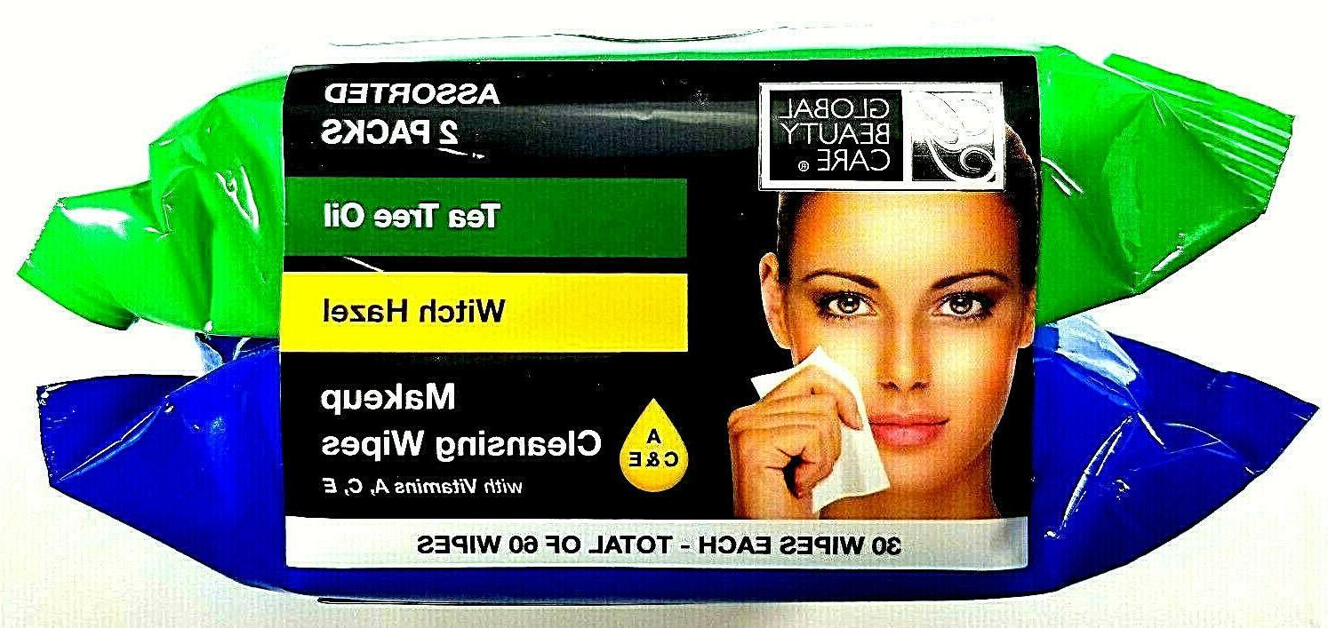 Makeup Cleansing Global Beauty Care Tea Hazel